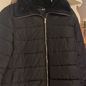 H&M puff jacket size 14